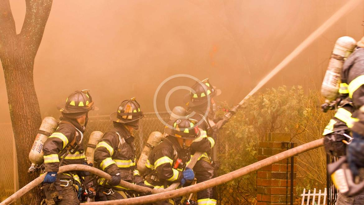 Survey: Do Fire Hoses Burn?
